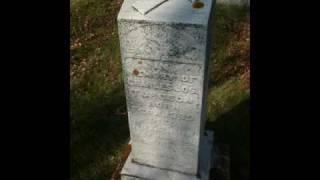 Waubaushene Protestant Cemetery Video 1 of 2, via YouTube.