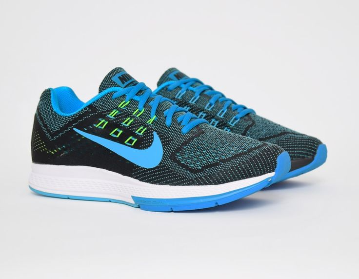 #Nike Air Zoom Structure 18 Blue lagoon #sneakers