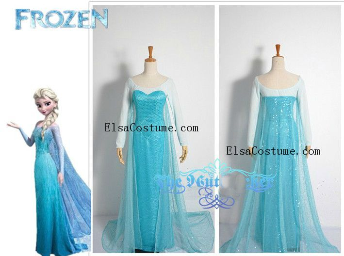 Elsa Costume, I love it so much