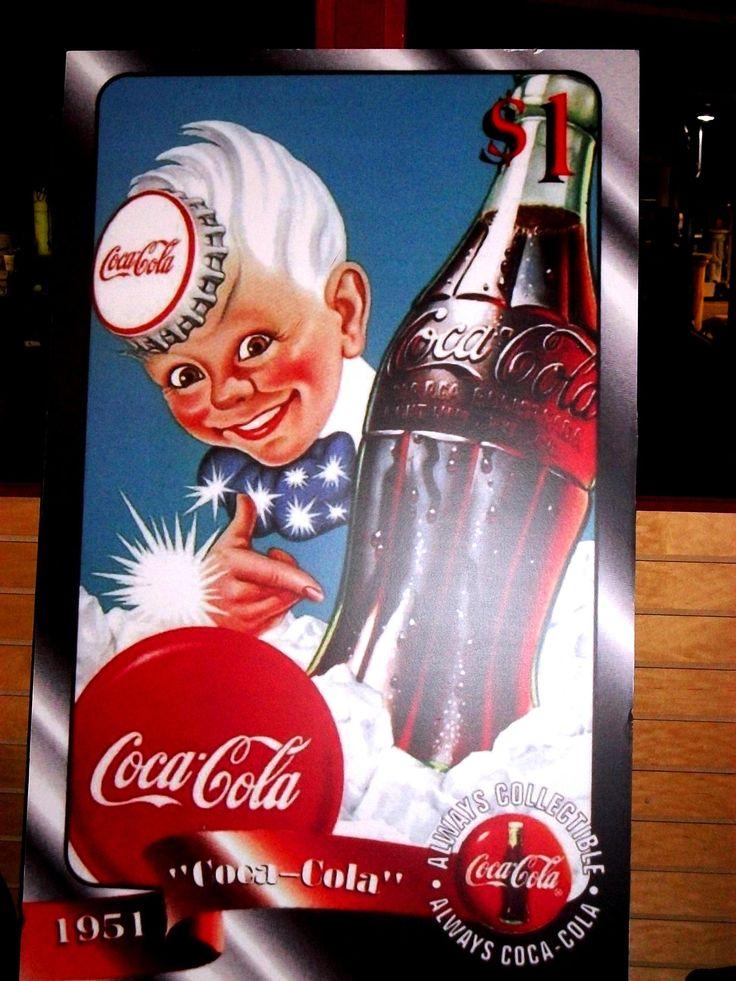 image detail for vintage coca cola sign vintage coca cola stuff pinterest vintage coca. Black Bedroom Furniture Sets. Home Design Ideas
