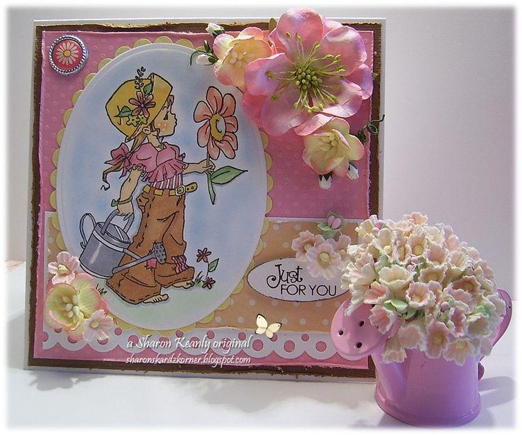 Love Elisabeth Bell's images... http://sharonskardzkorner.blogspot.com