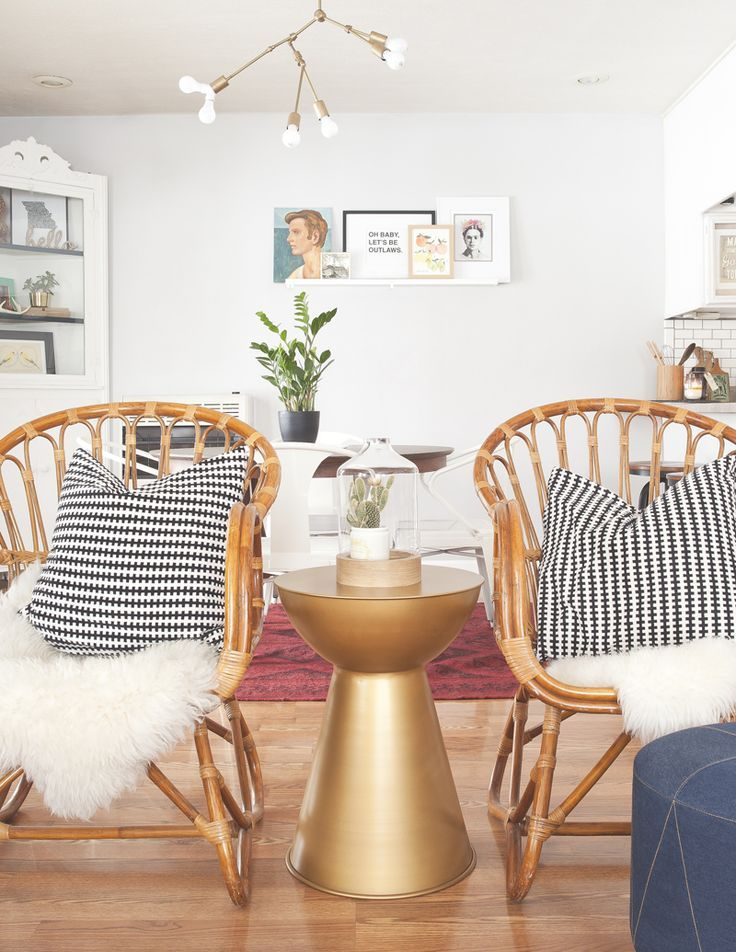 Image Result For Rattan Chair In Living Room