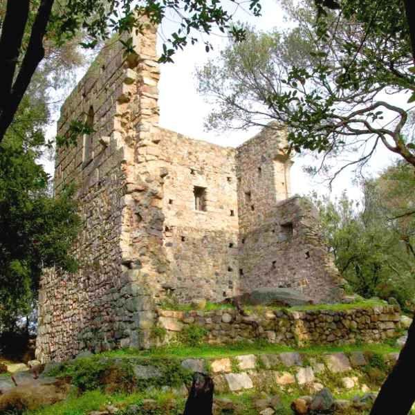 Il Castello di Balaiana, Luogosanto: edificazione, ruolo storico, stato attuale, leggende e curiosità, mappa ubicazione… | Fotografie di viaggio, Castello, Sardegna