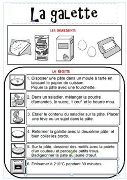 Cuisine: la galette et d'autres recettes pour chaque mois