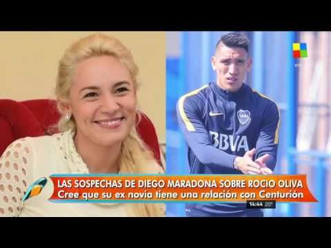 Tiembla Boca: Maradona quiere que borren a Centurión por su affaire con ...
