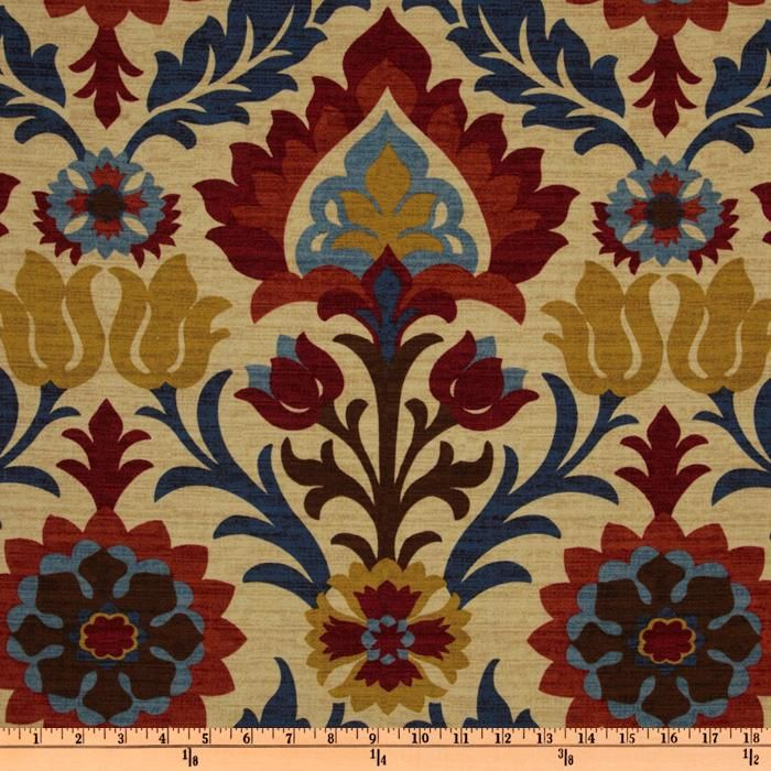 Waverly Santa Maria Gem Item Number: UN-773 Our Price: $19.98 per Yard: Pillows Covers, Waverly Santa, Living Rooms, Accent Pillows, Color, Maria Desert, Window Treatments, Desert Flowers, Santa Maria