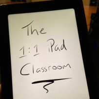 My First 3 Days In A 1:1 iPad Classroom! THIS GUY' SITE IS FULL OF GOOD INFO!!! And flipped PD....love it. This is us!! (Hopefully!!!)