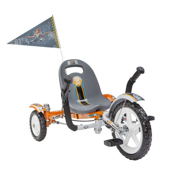 Check out this amazing three wheeled cruiser. Any child would be styling with this! http://www.overstock.com/9153668/product.html?CID=245307