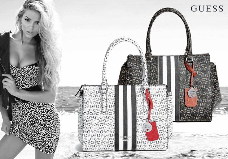Γυναικεία τσάντα tote της Guess σε νέο σχέδιο & 2 χρώματα! Μόνο 84,00€