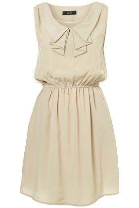 Connie Fold Dress - this would be excellent with a big squooshy cardigan