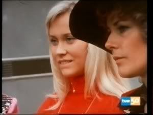 Agnetha and Frida
