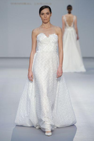 Vestidos de novia para mujeres delgadas 2017: ¡30 diseños espectaculares! Image: 18