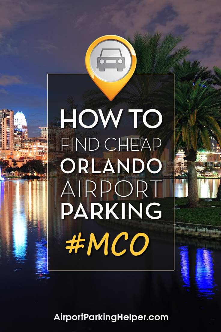 Surprising Orlando airport parking techniques for saving money. Click to learn tips, compare rates and book online with ease. AirportParkingHelper.com offers multiple methods to reserve discount MCO parking rates, Orlando airport parking coupons & deals - great for those planning a babymoon, honeymoon, wedding, cruise, Disney vacation or other travel. Follow us on Pinterest to find more great budget travel tips such as free things to do in New York, Chicago, LA & beyond!