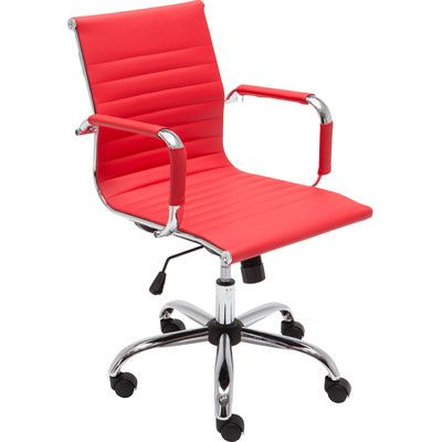 Winport Industries Mid-Back Swivel Conference Chair & Reviews | Wayfair Supply