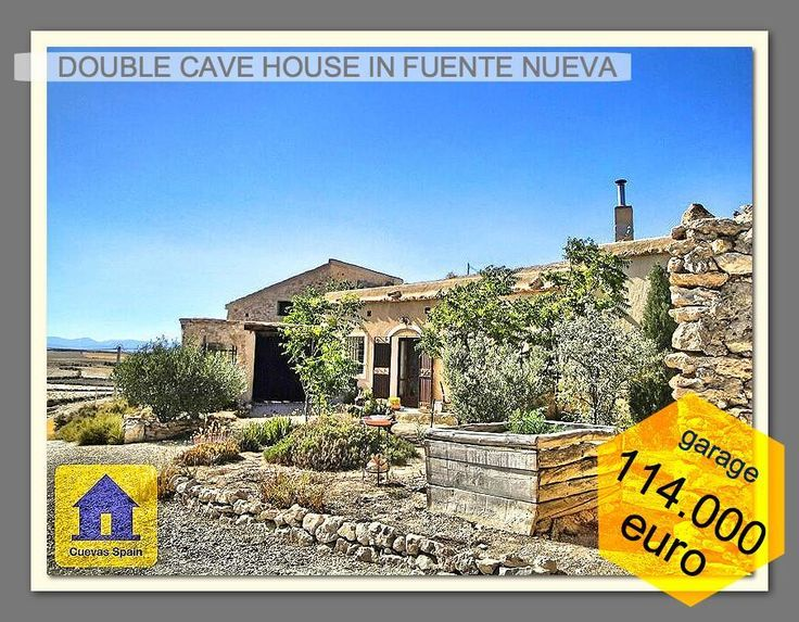A beautiful 4 to 5 bedrooms and 2 bathrooms cave house. € 114000