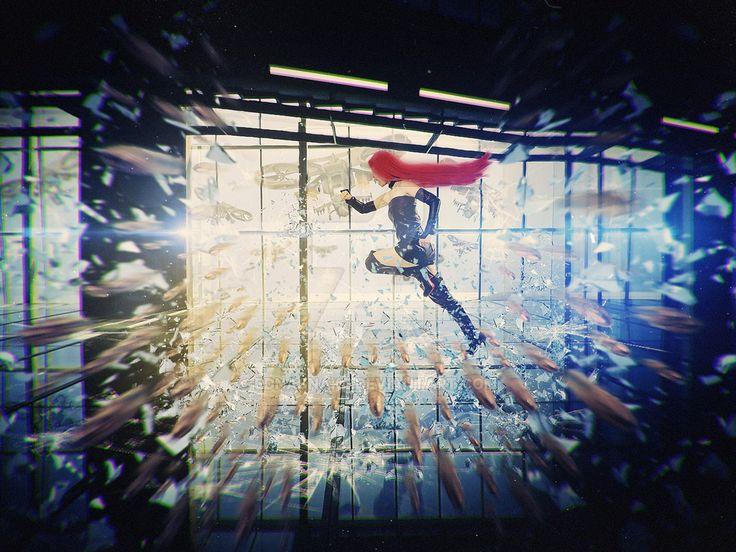 Blade Runner by ednasnake.deviantart.com on @DeviantArt