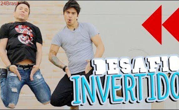 SARRANDO INVERTIDO! (ft. Matheus Mazzafera)