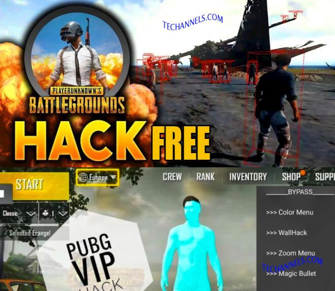 2019 PUBG Mobile Hack Mods %100 Working, Aimbots, Wallhacks and