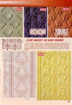 1000  images about Pletenje.Mustre on Pinterest | Posts, Knit ...