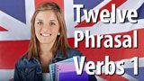 12 Phrasal Verbs Collection 1