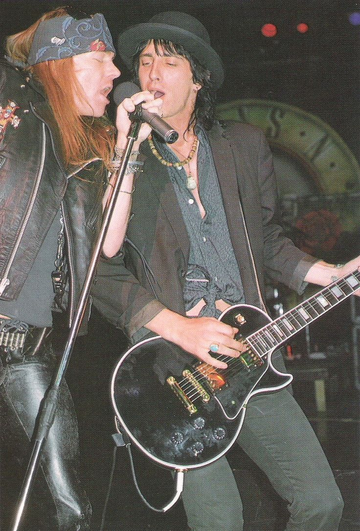 Axl Rose Young