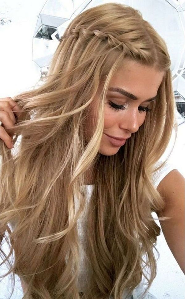 You can go rough with these easy long hair hairstyles. If you are an owner of long hair, you may have a look at these fantastic easy hairstyles for your hair. Don't miss to click at this lovely help post for your hair. Check it out! #longhairstyles #longhairstylesforfinehair #longhairstyleswithlayers
