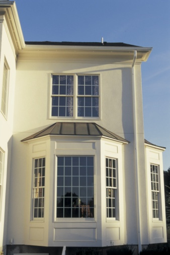 17 best images about house exterior on pinterest for Discount bay windows