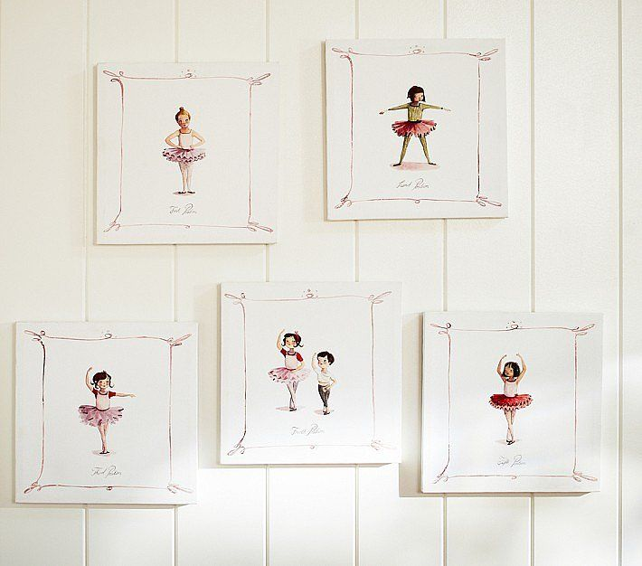 Dainty Room Decor For Your Budding Ballerina Baby Room