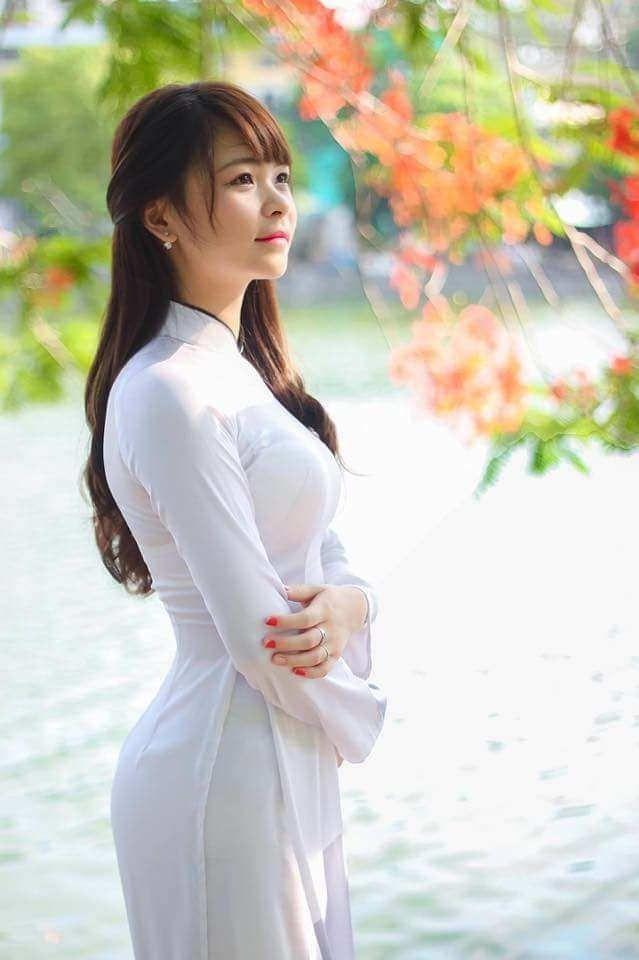 317 Best Ao Trang Hoc Tro Images On Pinterest Ao Dai