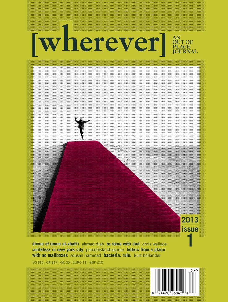 wherever magazine