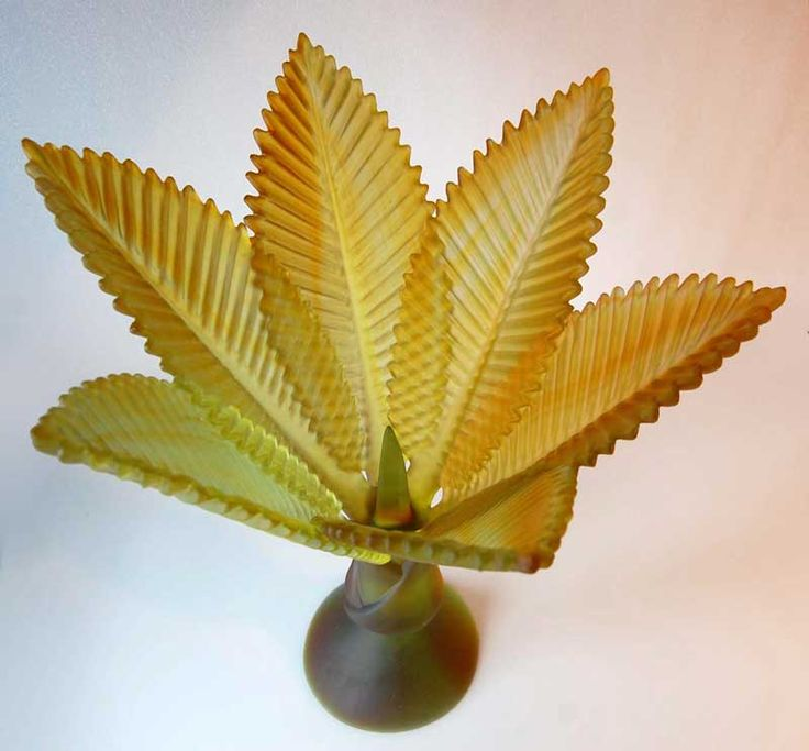 Evelyn Dunstan | Glass Artist :: Nikau Canopy 3