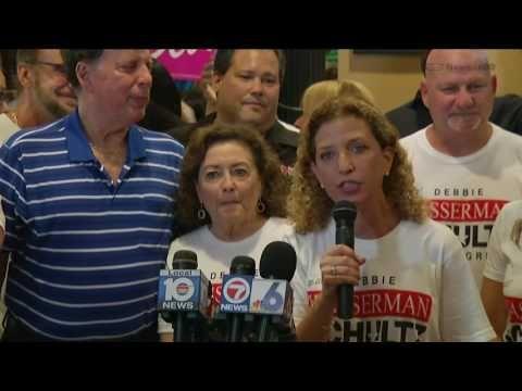 Debbie Wasserman Schultz -  VICE News Tonight on HBO (Full Interview)