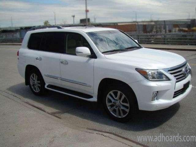 Nice Lexus: For Sale My Few Months Used 2013 Lexus LX 570 In A Great Condition. - Dammam Adhoards Classified  Adhoards Classified