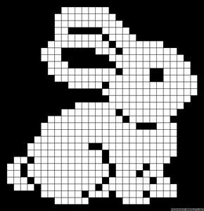 Free Easter Perler Bead Patterns