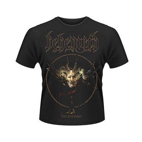 Tricou Behemoth: The Satanist (Album Cover)