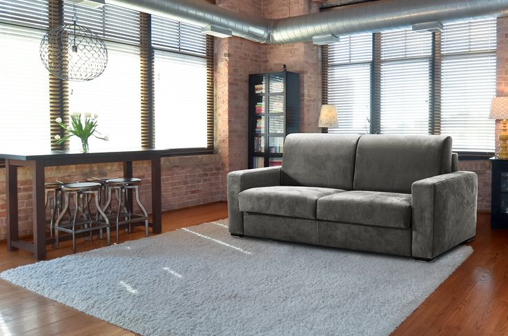 Le canapé convertible rapido MASTER est un canapé conçu pour votre confort exclusivement par Square Déco