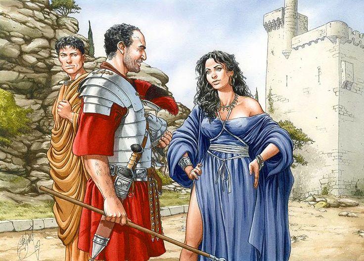 Секс в римских вооружнных силах