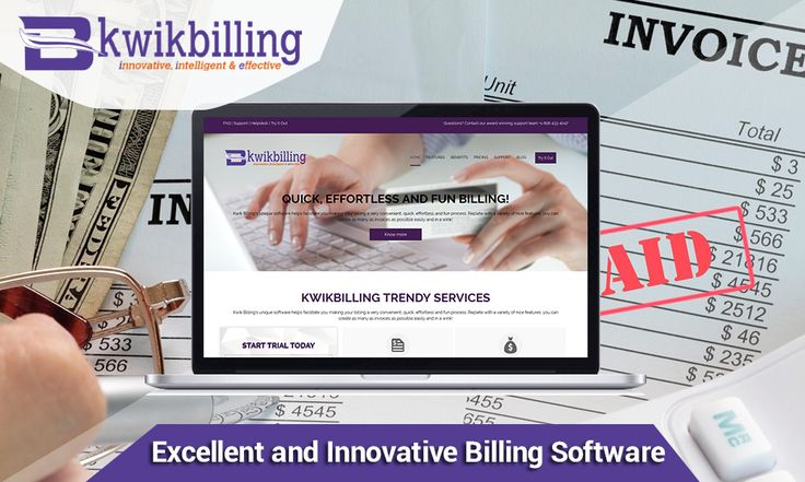 KwikBilling is #Excellent and #Innovative #Billing software that automates bill generation, reporting, managing expenses, emailing to clients and more - http://goo.gl/mxVSjO