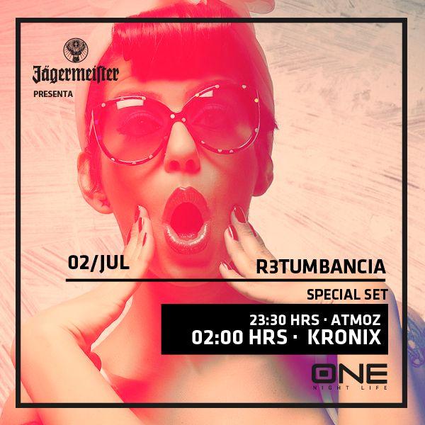 R3tumbancia one nightlife