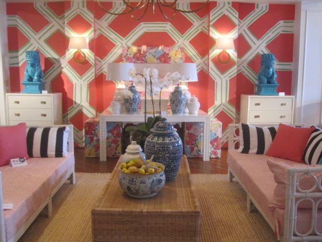 Lily Pulitzer Home at High Point Spring Market. 93 best Lilly Pulitzer and Palm Beach Style images on Pinterest
