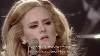 adele hello subtitulada en español video oficial - YouTube
