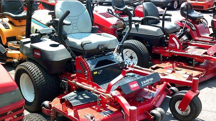 74262 Toro Z Master Commercial Mower (Pristows - Johnstown) #ToroCommercialMower