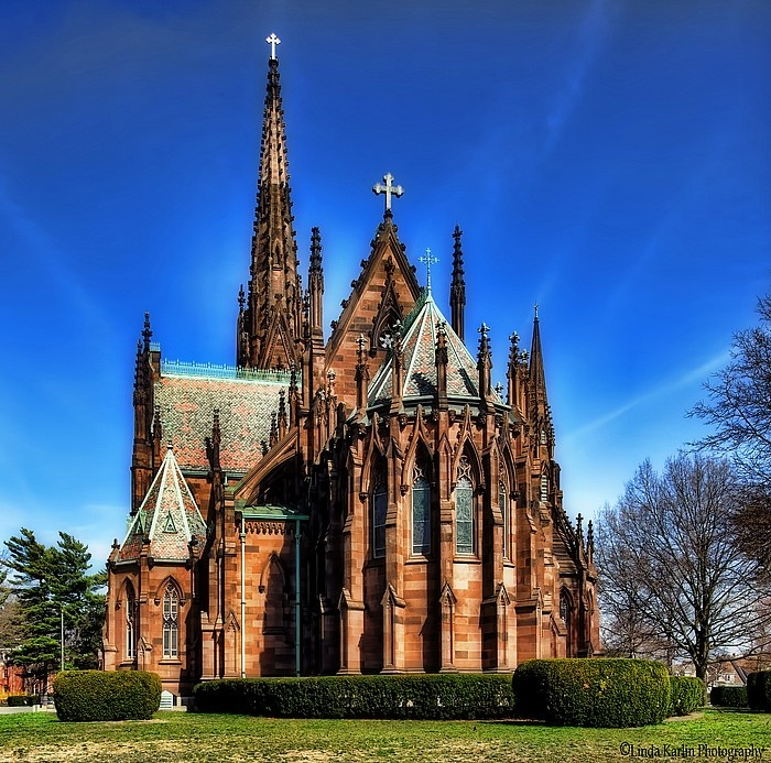 Cathedral of the Incarnation,Long Island,NY