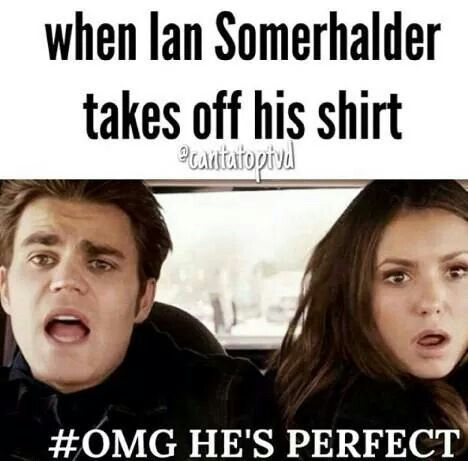 Oh yes he is! LOL