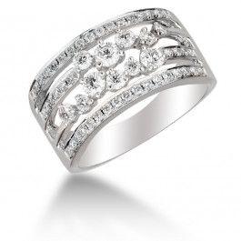Bijuteria teilor: Inel diamante