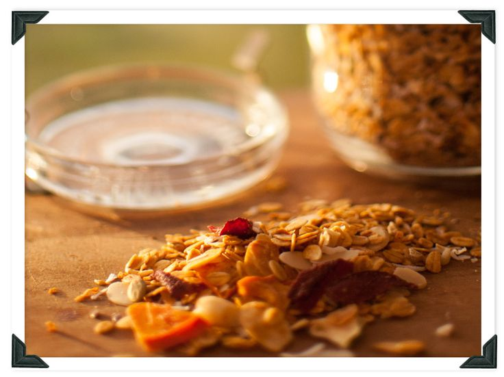 Homemade muesli - recipe on the blog this week. http://blog.countrytradingco.com/?p=2077