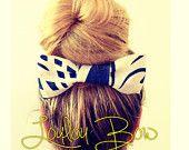 Handmade bow hairclip