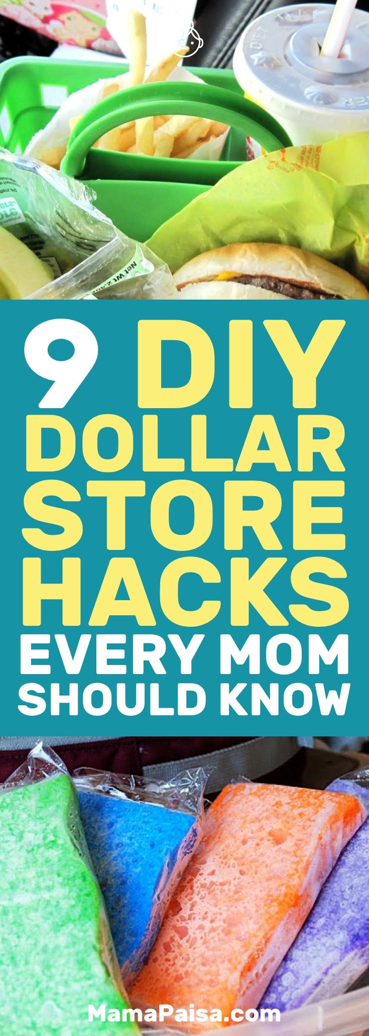 Dollar Store hacks can make your life a lot easier on a budget. These DIY Dollar Store hacks are really crazy.