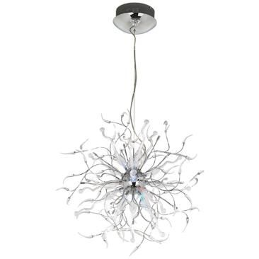 Possini Euro Design Changing Colors LED Pendant Light