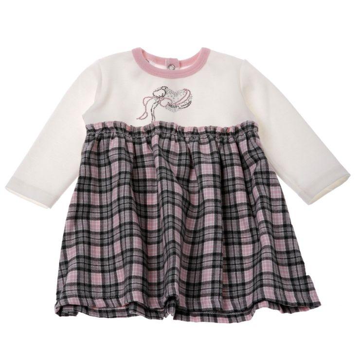 Scarabeo βρεφικό φόρεμα «Cute Heart»  €16,90